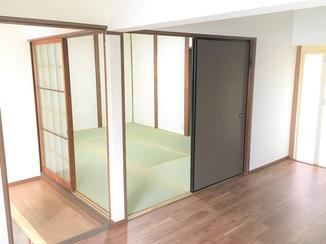 戸建フルリフォーム 若年層も借りやすい、洋室のある賃貸物件